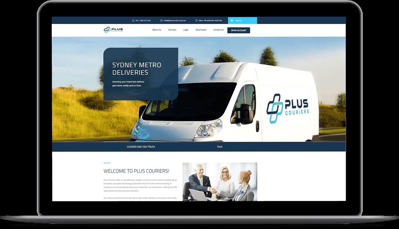 customised web design